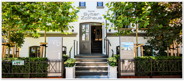 Hotel Sylter Zollhaus - Miami, Westerland