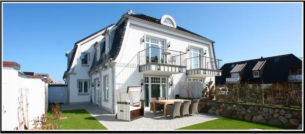 Sylter Strandvilla W2, Westerland